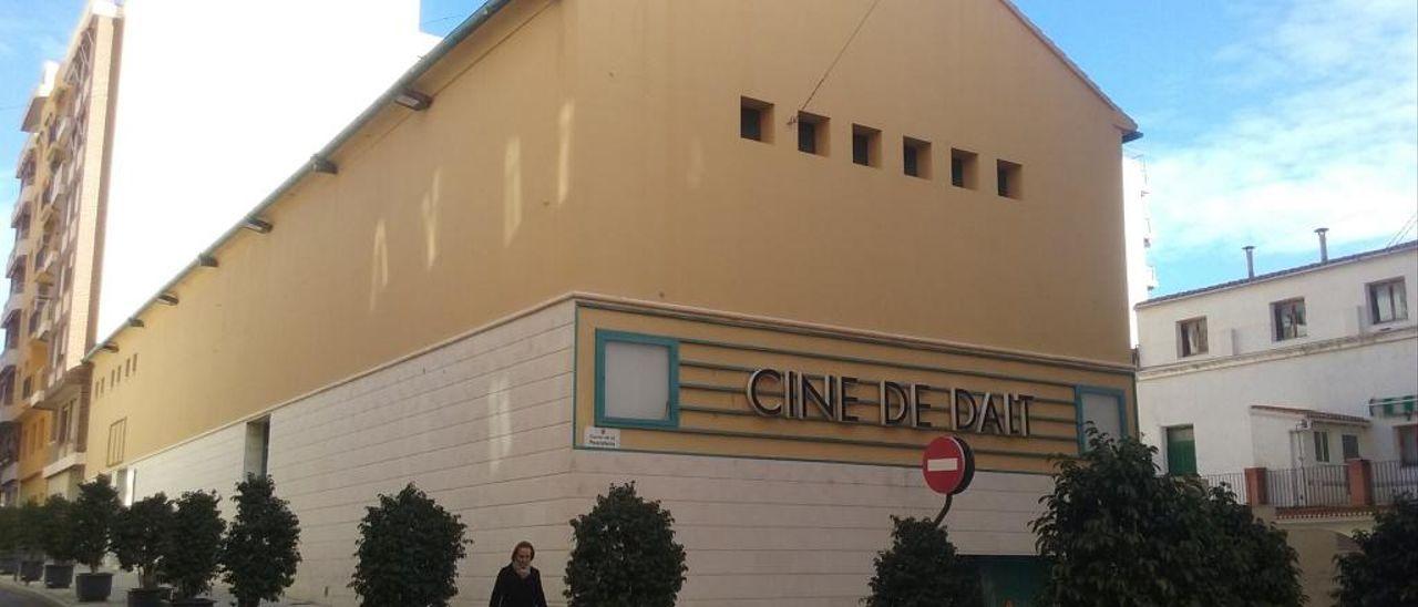 Cine de Dalt Xixona